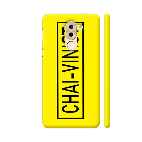 Chai Vinist On Yellow Honor 6X Cover | Artist: Malls