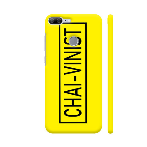 Chai Vinist On Yellow Honor 9 Lite Cover | Artist: Malls