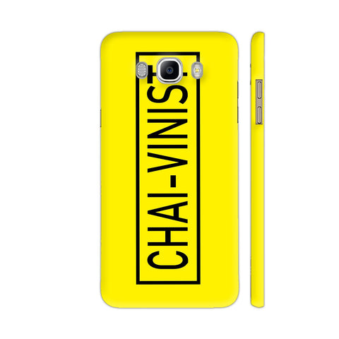 Chai Vinist On Yellow Samsung On8 Cover | Artist: Malls