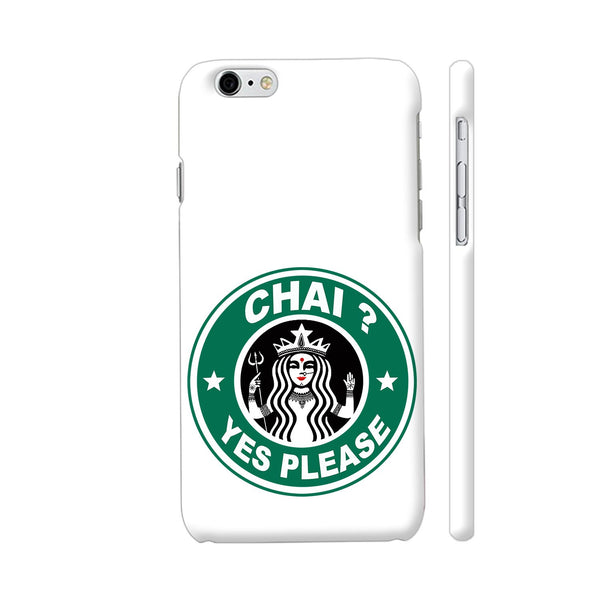 Chai Yes Please iPhone 6 / 6s Cover | Artist: Jagriti