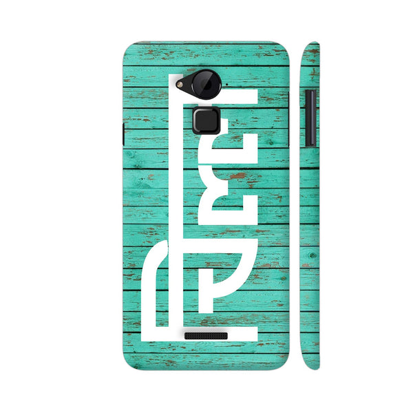 Chill Soft Green Coolpad Note 3 / Note 3 Plus Case