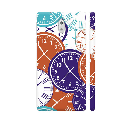 Clocks Nokia 3 Cover | Artist: Astha