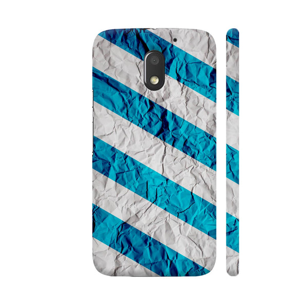 Colorburn Blue Motorola Moto E3 / Moto E3 Power Case