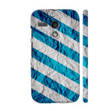 Colorburn Blue Motorola Moto G1 Case