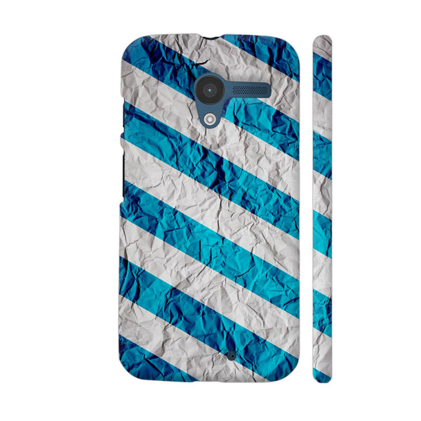 Colorburn Blue Moto X1 Cover | Artist: Abhinav