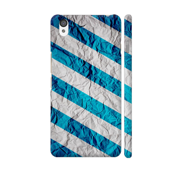 Colorburn Blue OnePlus X Cover | Artist: Abhinav