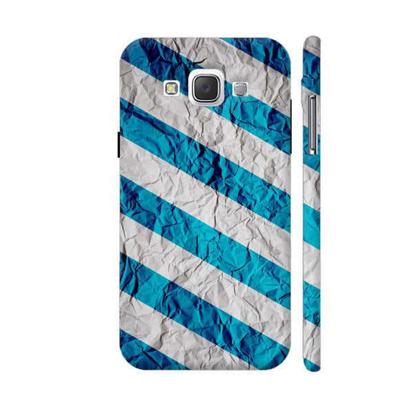 Colorburn Blue Samsung Galaxy E5 Case