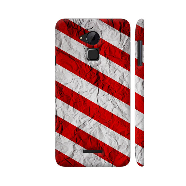 Colorburn Red Coolpad Note 3 / Note 3 Plus Case