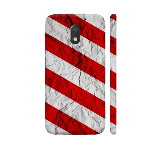 Colorburn Red Motorola Moto E3 / Moto E3 Power Case