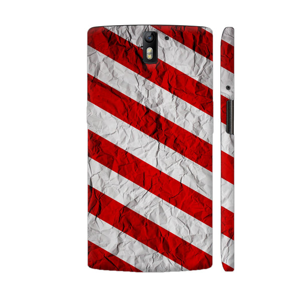 Colorburn Red OnePlus One Cover | Artist: Abhinav