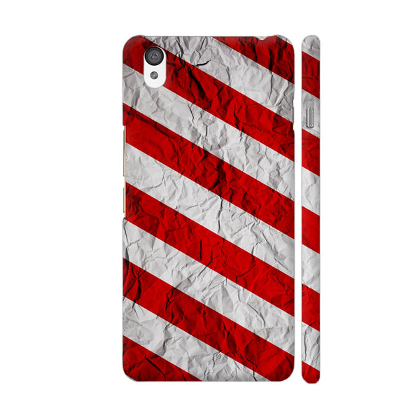 Colorburn Red OnePlus X Cover | Artist: Abhinav