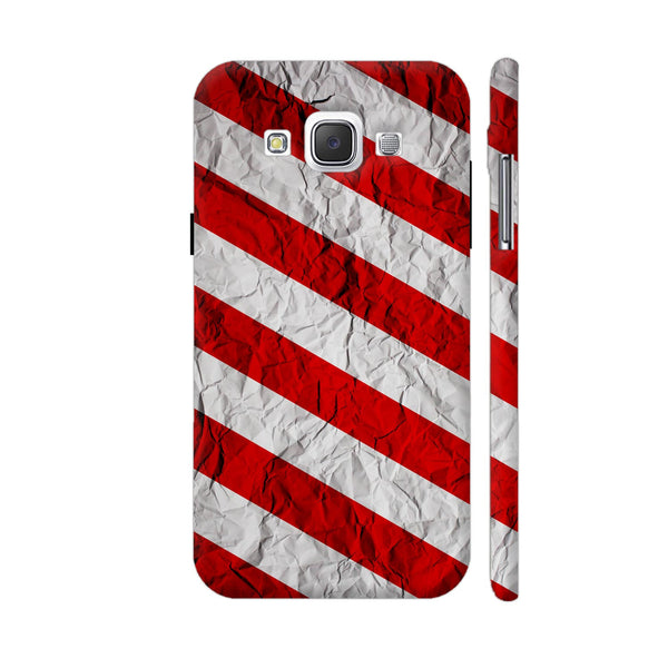 Colorburn Red Samsung Galaxy E5 Case