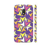 Colorful Splash Cool Pattern Moto G4 Play Cover | Artist: Sangeetha