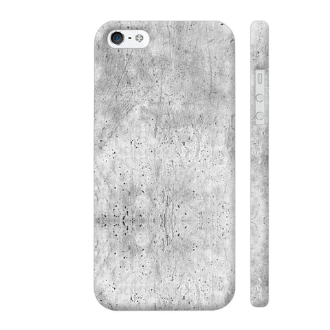 Concrete Design iPhone 5 / 5s Cover | Artist: Abhinav