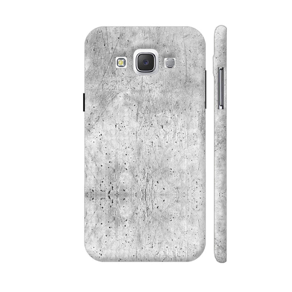 Concrete Design Samsung Galaxy E5 Case