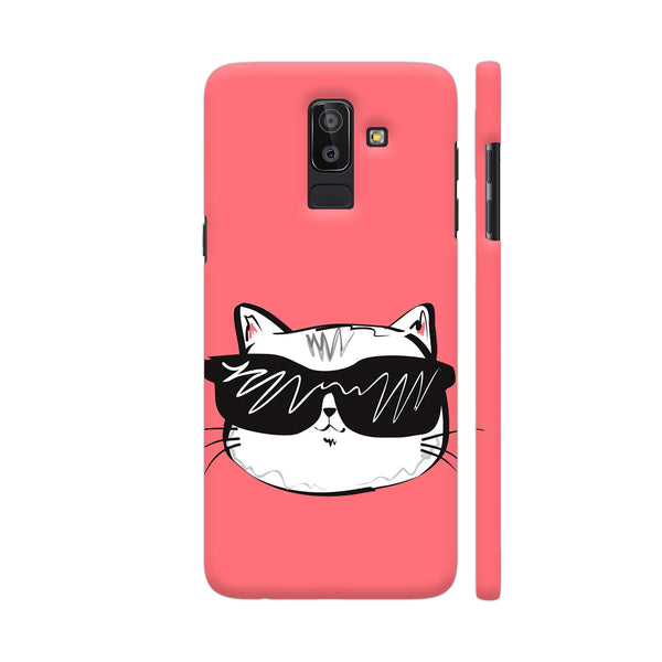 Cool Cat Samsung On8 2018 Cover | Artist: Kiran Maurya