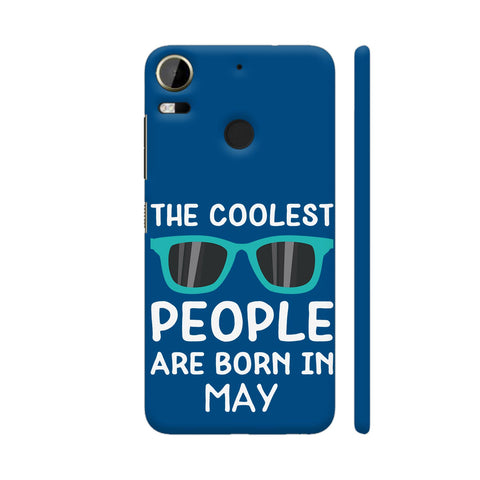 Coolest People Are Born In May HTC Desire 10 Pro Cover | Artist: Torben