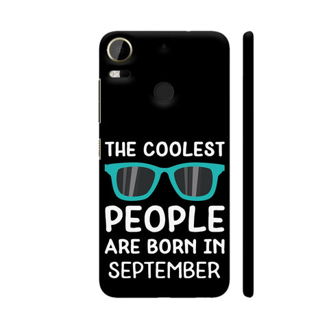 Coolest People Birthday In September HTC Desire 10 Pro Cover | Artist: Torben