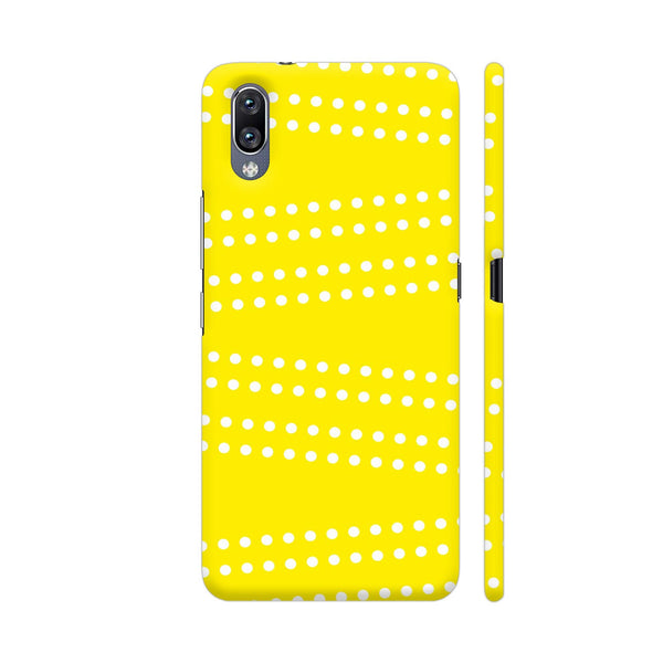 Cross Dot On Yellow Vivo NEX Cover | Artist: Astha