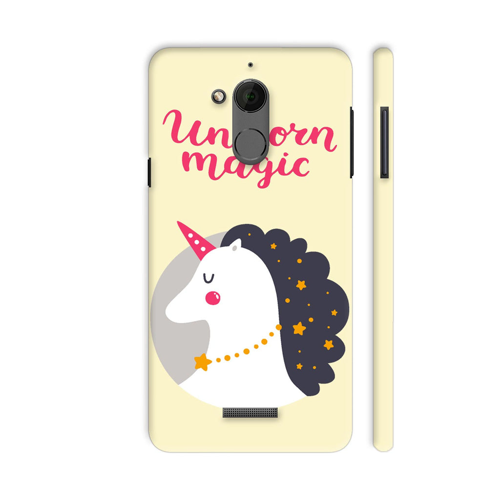 Cute Unicorn Magic 2 Coolpad Note 5 Cover | Artist: UtART