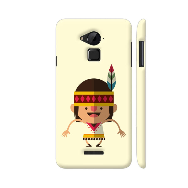 Dancing Indian Girl Coolpad Note 3 / Note 3 Plus Case