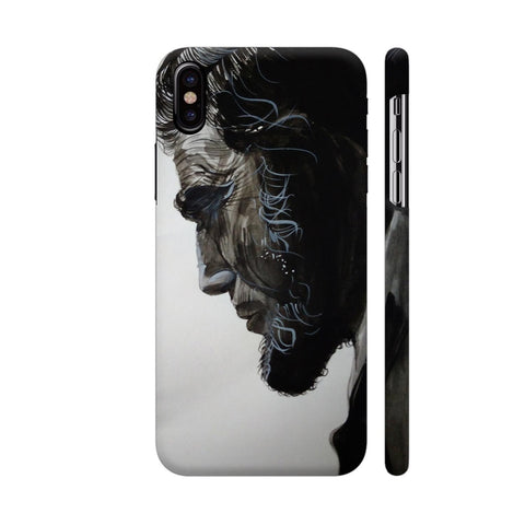Daniel Day Lewis As Abraham Lincoln iPhone X Cover | Artist: HeartAtArt