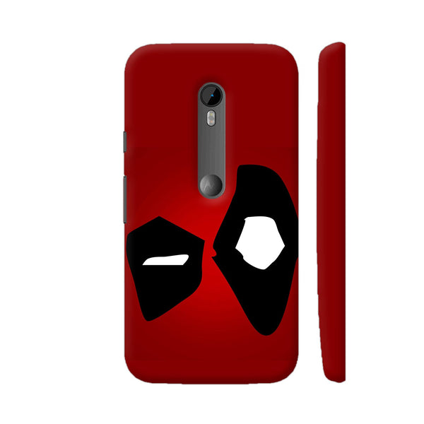 Deadpool Illustration Moto G Turbo Cover | Artist: Astha Benevolent