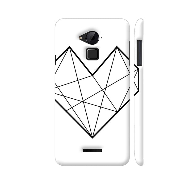 Diamond Heart Stroke Coolpad Note 3 / Note 3 Plus Case