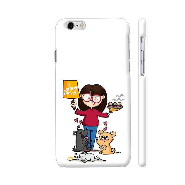 Dog Lover iPhone 6 / 6s Cover | Artist: Woodle Doodle