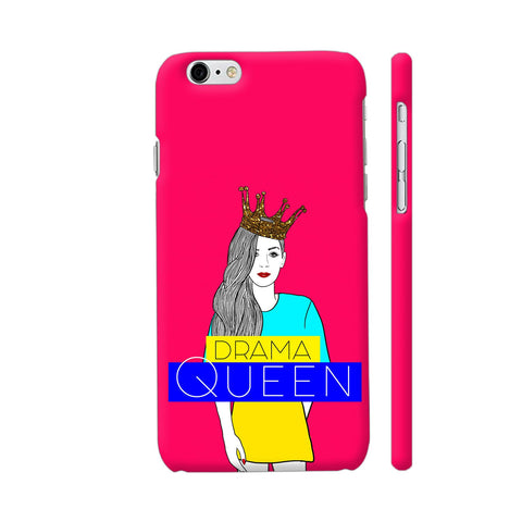 Drama Queen iPhone 6 / 6s Cover | Artist: Disha