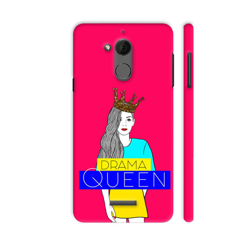Drama Queen Coolpad Note 5 Cover | Artist: Disha