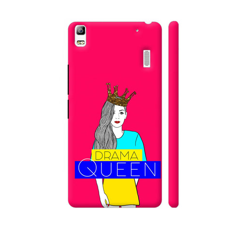 Drama Queen Lenovo A7000 Cover | Artist: Disha