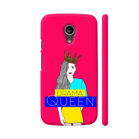 Drama Queen Moto G2 Cover | Artist: Disha
