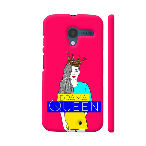 Drama Queen Moto X1 Cover | Artist: Disha