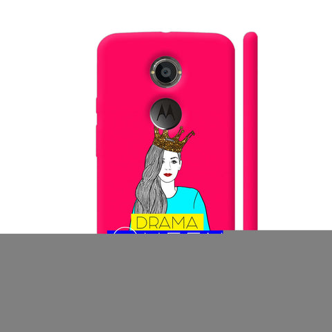 Drama Queen Moto X2 Cover | Artist: Disha