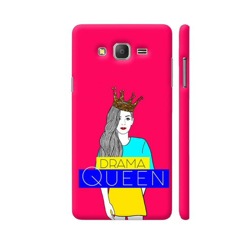 Drama Queen Samsung Galaxy On5 Pro Cover | Artist: Disha