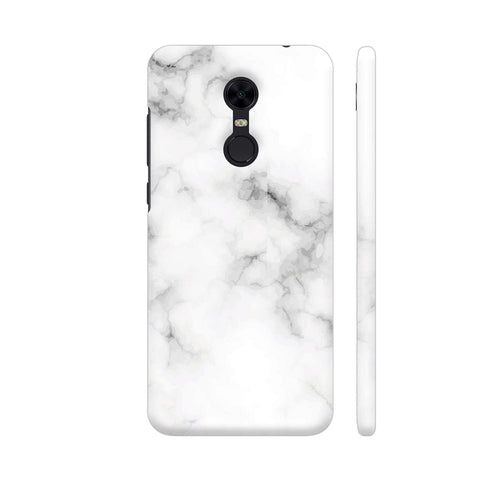 Elegant Marble Print Redmi Note 5 Cover | Artist: Astha