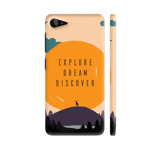 Explore Dream Discover Lenovo Z2 Plus Cover | Artist: Disha