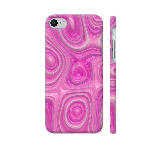 Fancy Organic Pink Surface Apple iPhone 7 Case