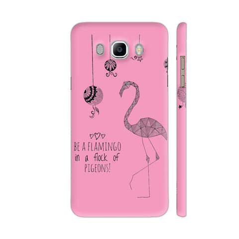 Flamingo 2 Samsung On8 Cover | Artist: Inked thoughts by Bhargavi