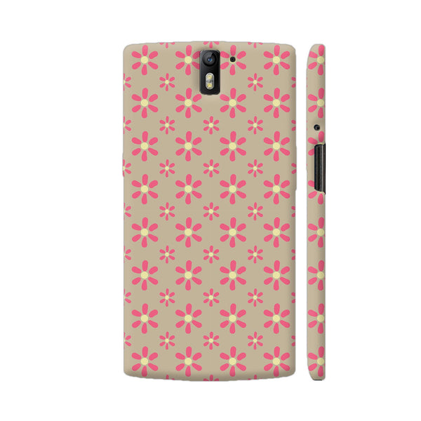 Flower Power OnePlus One Cover | Artist: Adeela Abdul Razak