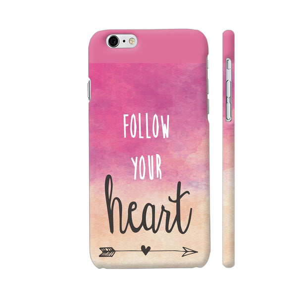 Follow Your Heart iPhone 6 / 6s Cover | Artist: Adeela Abdul Razak