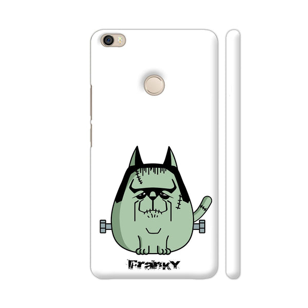 Franky The Cat Xiaomi Mi Max Cover | Artist: Giordano Aita