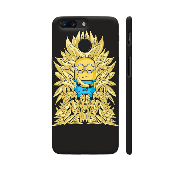 Game Of Thrones Minion OnePlus 5T Cover | Artist: Surendhar Palani