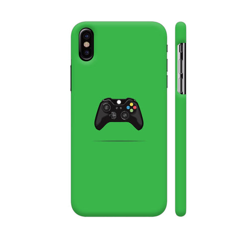 Gaming Console iPhone X Cover | Artist: Photokidkiran
