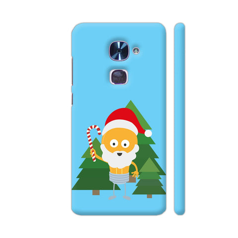 Genius Santa With Christmastree LeEco Le 2 Cover | Artist: Torben
