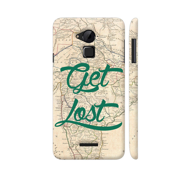 Get Lost Coolpad Note 3 / Note 3 Plus Case