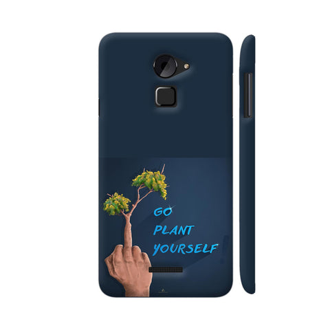 Go Plant Yourself Illustration Coolpad Note 3 Lite Cover | Artist: Ananthu Sankar