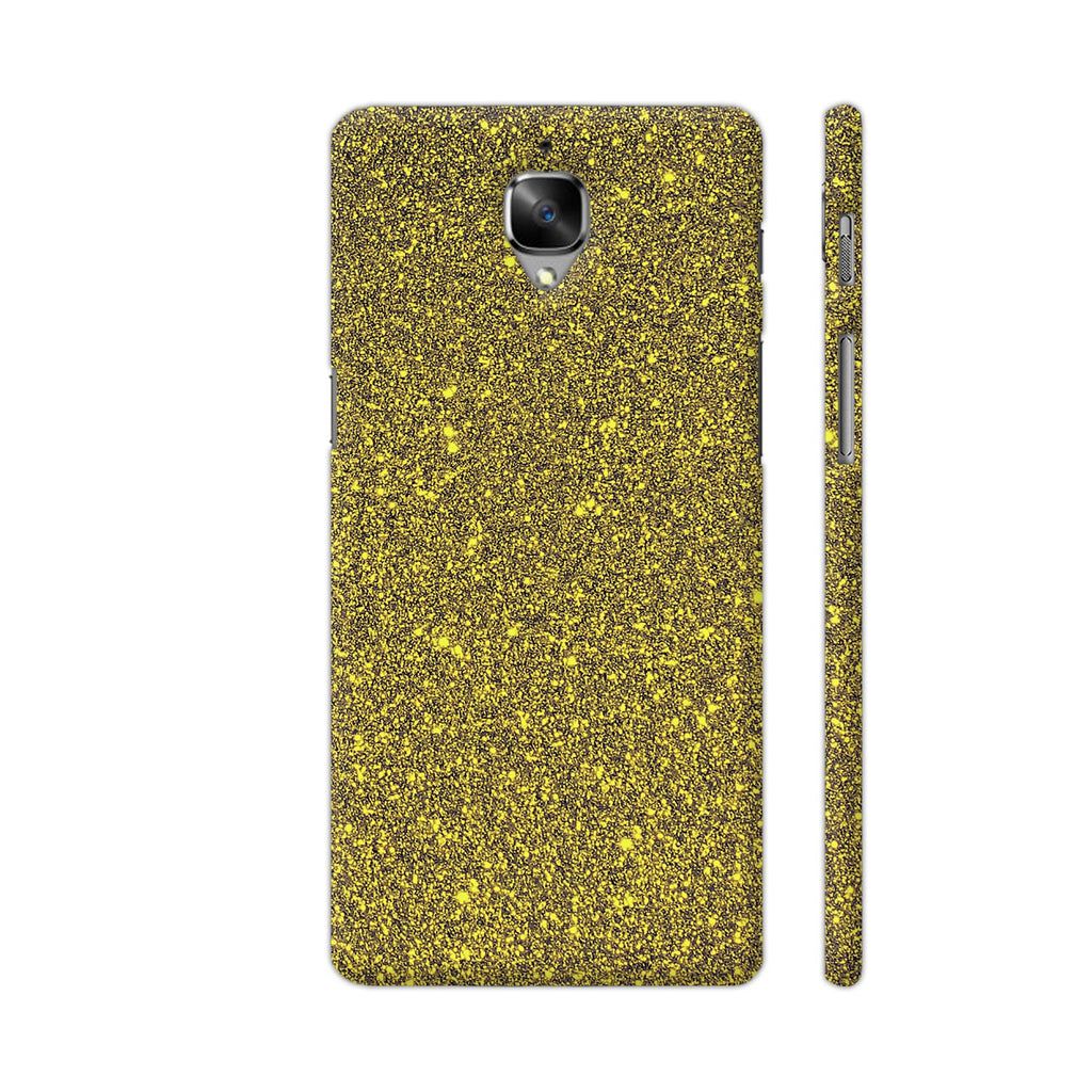 pretty nice 8b0c1 5e9f8 Golden Luxury Shiny Style Phone Case Back Cover For OnePlus 3T Mobile |  Artist: WonderfulDreamPicture