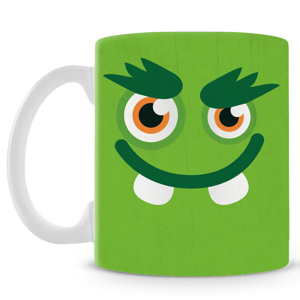 Green Monster Mug